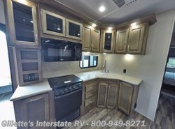 New 2018  Coachmen Chaparral 370FL by Coachmen from Gillette's Interstate RV, Inc. in East Lansing, MI