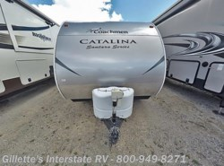 Used 2013  Coachmen Catalina 222FB by Coachmen from Gillette's RV in East Lansing, MI