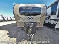 New 2018  Forest River Flagstaff Micro Lite 25BDS by Forest River from Gillette's RV in East Lansing, MI