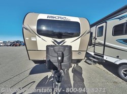 New 2018  Forest River Flagstaff Micro Lite 21FBRS by Forest River from Gillette's RV in East Lansing, MI
