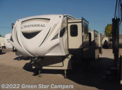 New 2017  Coachmen Chaparral 370FL Front Living Room by Coachmen from Green Star Campers in Rapid City, SD