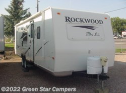 Used 2010  Forest River Rockwood Ultra Lite 2607 by Forest River from Green Star Campers in Rapid City, SD