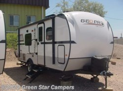 New 2019  Forest River Rockwood Geo Pro 19FD by Forest River from Green Star Campers in Rapid City, SD