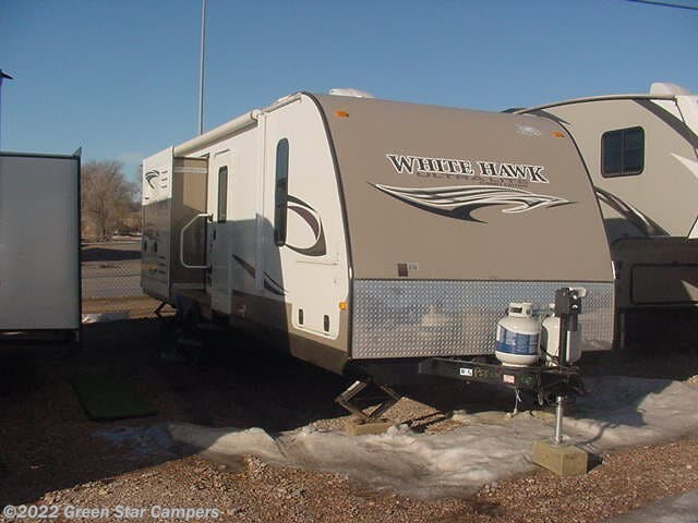 2014 Jayco White Hawk 30 DSRE - Stock #108