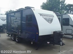New 2018  Winnebago Micro Minnie 1808FBS by Winnebago from Harrison RV in Jefferson, IA