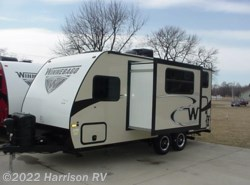 New 2018  Winnebago Micro Minnie 2100BH by Winnebago from Harrison RV in Jefferson, IA