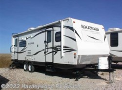 Used 2014 Forest River Rockwood 2604WS available in Dodge City, Kansas