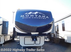 New 2017  Keystone Montana High Country 305RL by Keystone from Highway Trailer Sales in Salem, OR