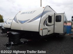 New 2017  Keystone Bullet Ultra Lite 265RBIWE by Keystone from Highway Trailer Sales in Salem, OR