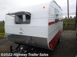 New 2018  Riverside RV White Water Retro 176FK by Riverside RV from Highway Trailer Sales in Salem, OR