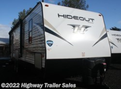 New 2018  Keystone Hideout 25RKS by Keystone from Highway Trailer Sales in Salem, OR