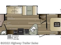 New 2018  Keystone Cougar Half-Ton 29BHSWE by Keystone from Highway Trailer Sales in Salem, OR