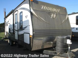 Used 2016  Keystone Hideout 24RLSWE by Keystone from Highway Trailer Sales in Salem, OR