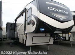 New 2018  Keystone Cougar 344MKS by Keystone from Highway Trailer Sales in Salem, OR