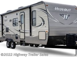 New 2019  Keystone Hideout 21FQWE by Keystone from Highway Trailer Sales in Salem, OR