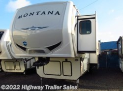 New 2018 Keystone Montana 3790RD available in Salem, Oregon