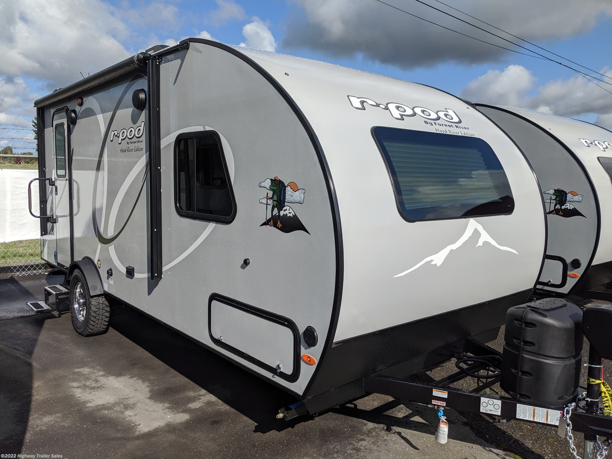 Rpod For Sale >> 2020 Forest River Rv R Pod 196 For Sale In Salem Or 97305 6973