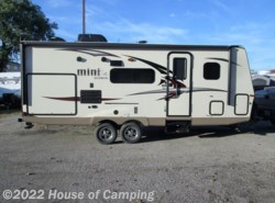 New 2017  Forest River Rockwood Mini Lite 2507S by Forest River from House of Camping in Bridgeview, IL