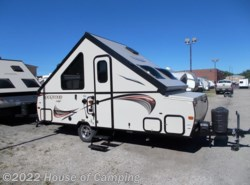 Used 2016  Forest River Rockwood Hard Side A212HW by Forest River from House of Camping in Bridgeview, IL