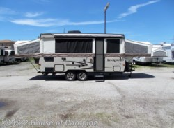 Used 2014  Forest River Rockwood High Wall 296 by Forest River from House of Camping in Bridgeview, IL