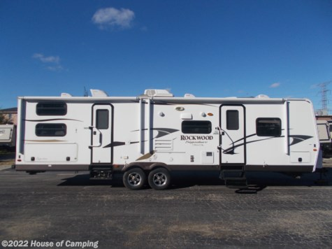 2014 Forest River Rockwood Signature Ultra Lite 8311SS