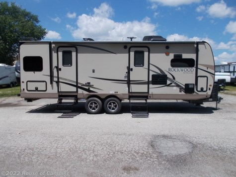 2019 Forest River Rockwood Ultra Lite 2608SBD