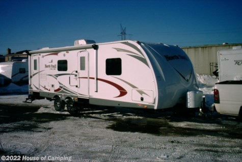 2011 Heartland Caliber 26BRSS