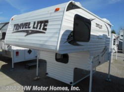 New 2017  Travel Lite  625  Super Lite - Short Bed by Travel Lite from HW Motor Homes, Inc. in Canton, MI