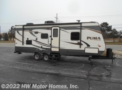 Used 2016  Palomino Puma 24 FBS by Palomino from HW Motor Homes, Inc. in Canton, MI