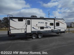 New 2017  Palomino Puma 28FQDB - Double Stacked B.H. / Slide by Palomino from HW Motor Homes, Inc. in Canton, MI
