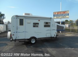 Used 2006  R-Vision Trail-Lite Bantam  Flier F 17  Hybird Front Tent Bed by R-Vision from HW Motor Homes, Inc. in Canton, MI
