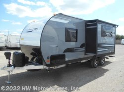 New 2018  Livin' Lite CampLite 21 BHS SLIDE    UltraLite  7' Wide by Livin' Lite from HW Motor Homes, Inc. in Canton, MI