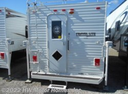 New 2018  Travel Lite  890 SBRX - Shower &Toilet -Extend Cab by Travel Lite from HW Motor Homes, Inc. in Canton, MI