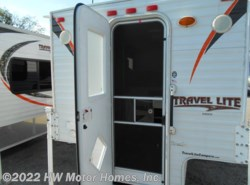 New 2016  Travel Lite  690 FD - Fits Mid - Sized Truck by Travel Lite from HW Motor Homes, Inc. in Canton, MI