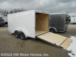2018 Impact Trailers  TREMOR  714  Ramp