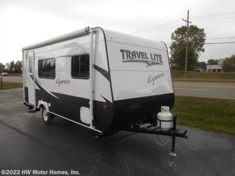 2018 Travel Lite Express E 18