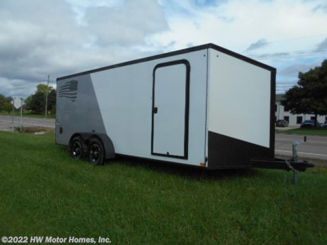 2019 Impact Trailers Tremor