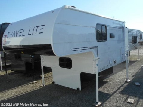 2019 Travel Lite Truck Campers 770  RSL Shower