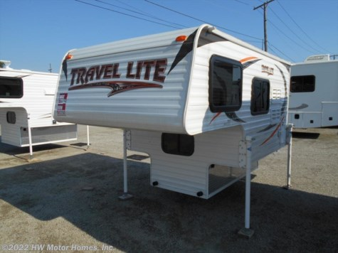 2016 Travel Lite Super Lite 690 FD - Fits Mid - Sized Truck