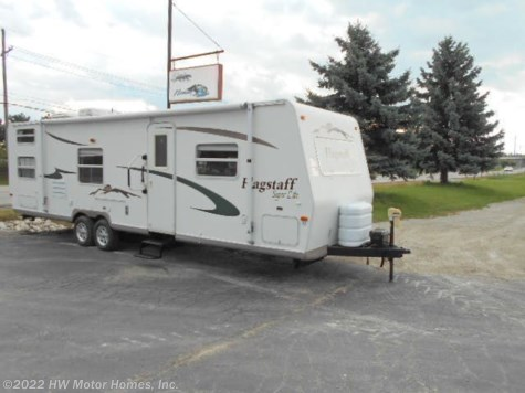 2007 Forest River Flagstaff Super Lite 27 BHSS