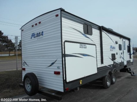 2019 Palomino Puma XLE 30 DBSC - LARGE O.S. Kitchen