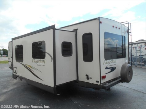 2015 Forest River Flagstaff Super Lite 29 RLWS