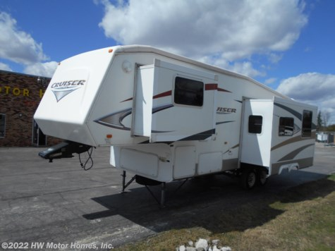 2008 CrossRoads Cruiser 29 RK  -  Double Slides