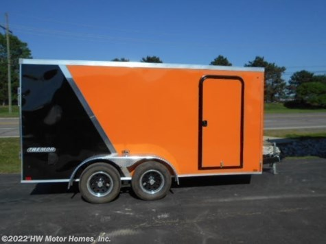2019 Impact Trailers Shockwave 714 - Two  Tone