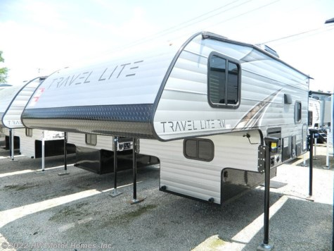 2020 Travel Lite Truck Campers 800X Etended Stay - Dinette