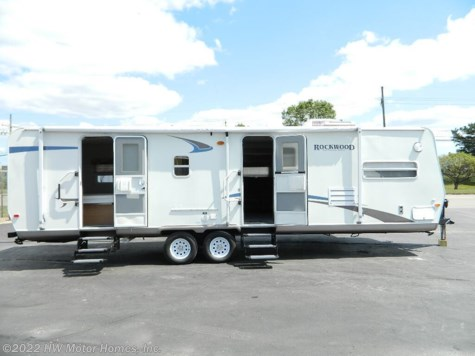 2005 Forest River Rockwood 8315 SS