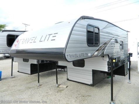 2020 Travel Lite Truck Campers 840 SBRX