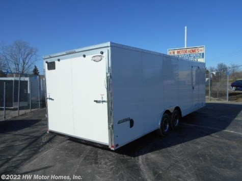 2018 Impact Trailers Tremor 8524  Car  Hauler  -  6 ' 6