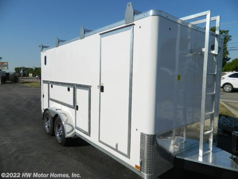 2021 Impact Trailers FREELANCER  Dlx