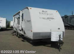 Used 2012  Keystone Passport 245RB by Keystone from I-35 RV Center in Denton, TX